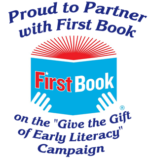 The reading game partners with FirstBook campaign