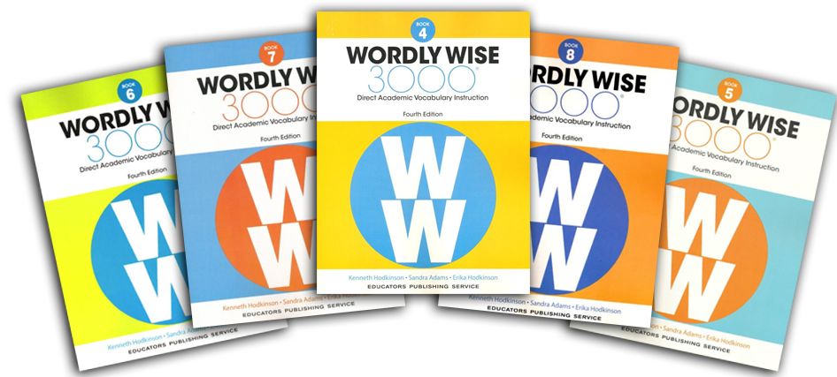 Wordly Wise Books for Sale